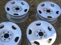 Four (4) Ford Rims 17 inch, $50.00 ( for all ) Please