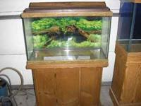 Four aquarium fish tank set ups for sale, choice $69.