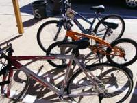 FOUR BIKES ALL DIFFERENT KINDS 3031 N Robinson Dr