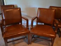 For Sale: 4 chairs for $80. These could be used for