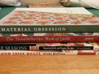 FOUR FAB QUILT BOOKS!  The Thimbleberries Book of
