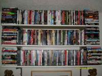 I have over 400 movies that I would like to sell. Will