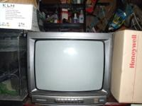 For sale two 13 inch color TVs great picture on both