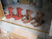 I have for sale four 'High Jack' 2x4 wall jacks for
