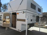 Four Wheel 4WC Fleet Pop Up 0003 Truck Camper. The FOUR