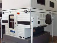 Four Wheel Campers 4WC Fleet Pop Up 0001 in Dovetail