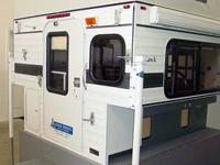 Four Wheel Campers 4WC Hawk Pop Up 0001 for 2012 Chevy