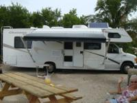 Class C Motorhome, Four Winds RV has 21,432 miles on