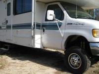 Are you in the hunt for the prefect RV? Well this 4wd