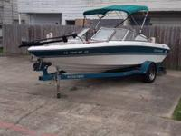 Handyman Unique- 1988 4 Winns 180 Horizon boat. I have
