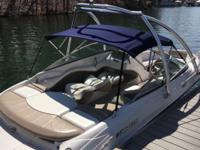 2006 Four Winns 190 Horizon brand new and still in the