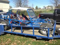 For SELL 08 4 seater dune Buggy, It's in great shape no