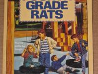 Fourth Grade Rats By: Apple Paperbacks Author: Jerry