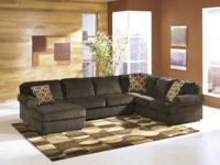 Brand New Ashley Sectional $998  Available in 2 Colors