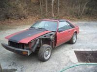 For sale or Possible Trade. No engine or Transmission,
