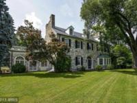 Fabulous Warrenton Virginia historic home for sale.