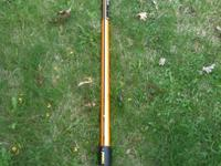 Frabill Hibernet landing net for sale.  The net and