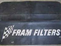 We have a Fram Filters, Tri-X Mechanic Fender Cover. It