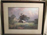 This beautiful picture by Dalhart Windberg is called