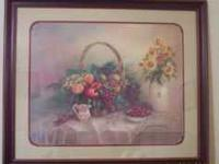 Signed & Numbered Frame Print by Vivian Flasch Smoke &
