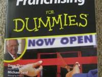 I am selling Franchising for Dummies for $1. If you are