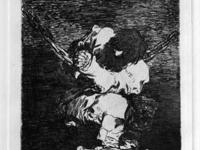 Francisco Goya ?Los Caprichos? Engraving Francisco Jos