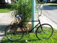 This cruiser is from my garage shop, Salty Dog Cyclery,