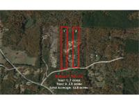 Heard County, GA ~ 6.8 & 7 acres sold as a 13.8 acre