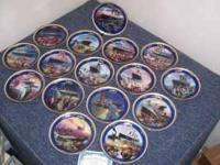 Franklin Mint Titanic Collectors Plates (All numbered
