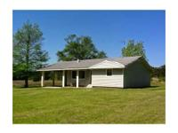 Secluded home on 112 acres located approx. 12 miles SE