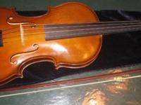 Franz Hoffmann Prelude Violin Outfit - 4/4 size - $200