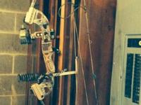 For sale Fred Bear Epic Xtreme Compound hunting bow.
