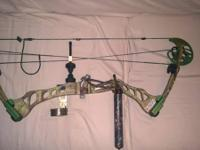 Fred Bear Instinct material bow (RH), Quiet and