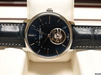 Watch Information: BRAND: FREDERIQUE CONSTANT MODEL: