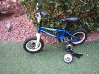 "Lil"" Speedy  Great ""first bike""   *Steel Diamond BMX"