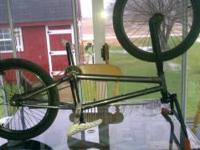 I have a free agent bike it is in pretty good condition