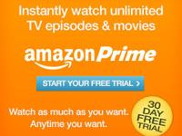 Join Amazon Prime - Watch Over 40,000 Mo