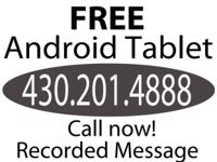 How about a FREE Android Tablet? Texans, 18+ w/ hearing