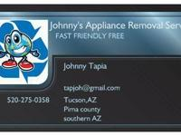 I pick up appliances in any condition,scrap metal,auto