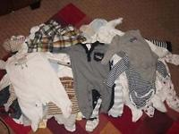 Giving away boy and girl baby clothes. I have some