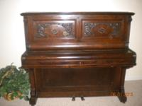 Type: Pianos Type: Bansall and Son FREE Beautiful