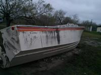 iam just giving away my boat its just taking up space