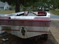 Have a free cobia spirit boat hull. Been completely