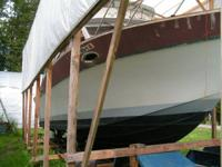 Dry storage for a 40ft boat is around $3600 a year. If