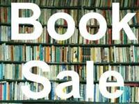 BOOK SALE! Over 30 years of Book Collecting FOR SALE!