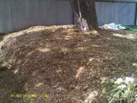 We have an ample supply of composted chicken manure.