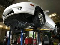 IF YOU NEED ANY AUTOMOTIVE REPAIR WORK PHONE CALL ME AT