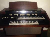 Hammond Organ, L100 series with Rhythm section, , needs