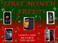 GOLDEN STATE WIRELESS IS OFFERING A FREE MONTH OF