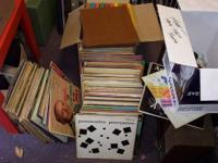 Free Records! Some are in good condition, some are in